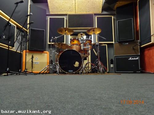 Репетиционна - Drum Studio (София)